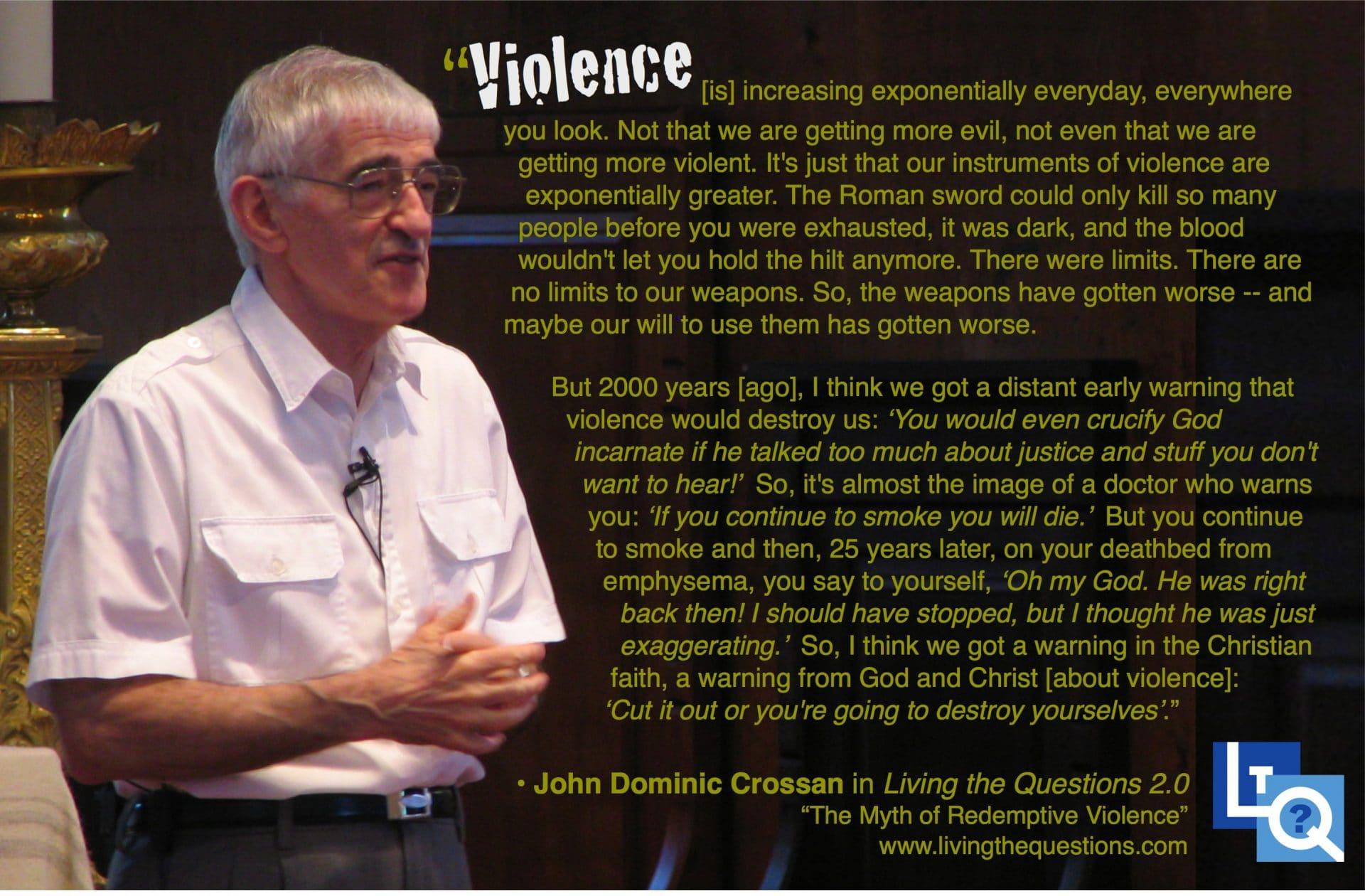 Crossan Violence