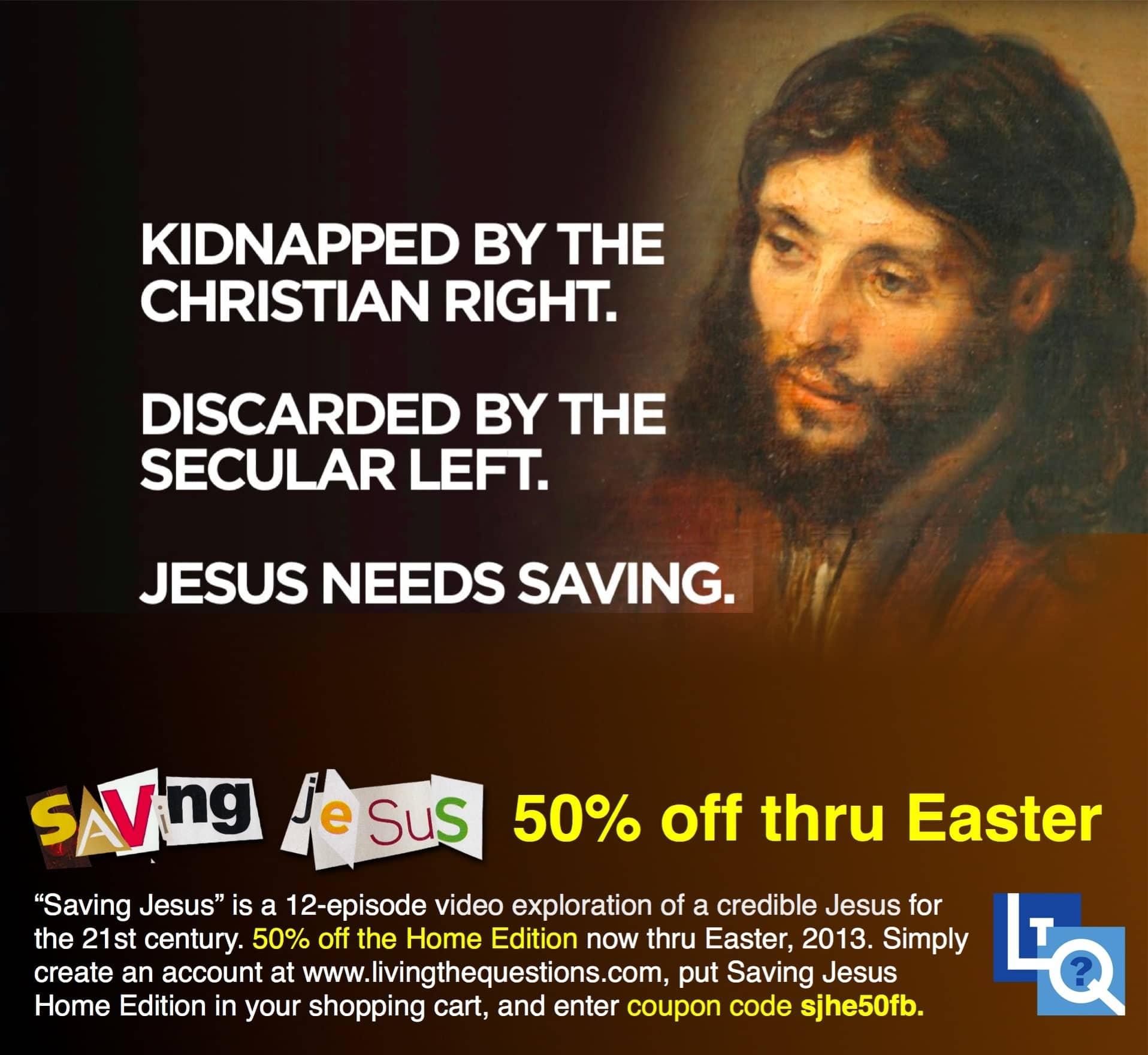 SJR HE Easter Poster