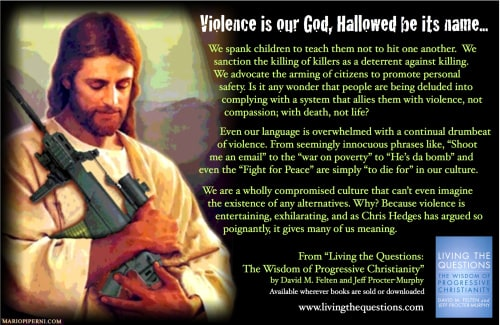 violence-is-our-god